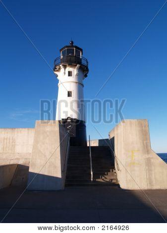 The White Light House
