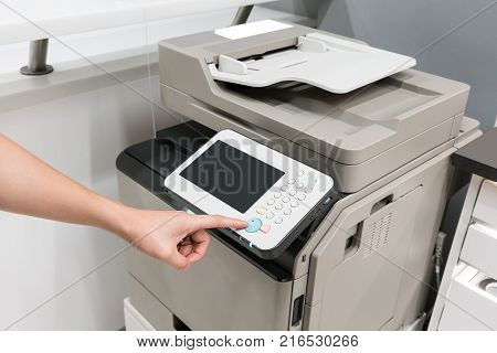 Bar Code Scanner For Business Or Shopping Store