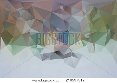 Abstraction Background Vector Illustration