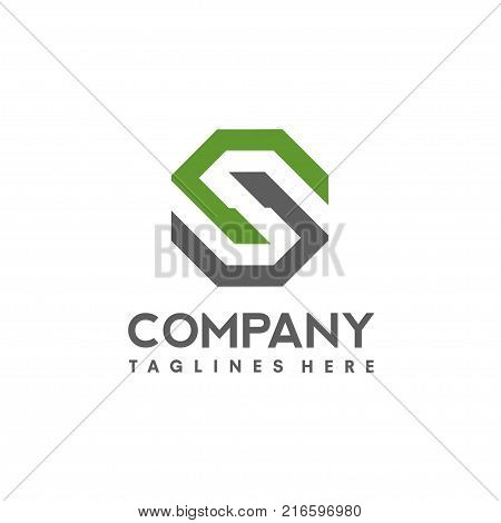 Letter s logo images illustrations vectors letter s logo stock letter s logo icon design template elements logo initial letter s corporate letter thecheapjerseys Images