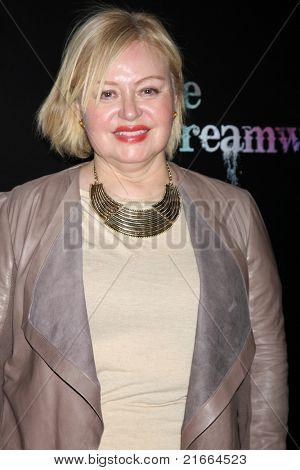 LOS ANGELES - 6 de JUL: Nora Paradiso chegando no Dreamworld Benefit Concert para cair pios