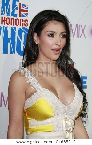 LOS ANGELES - JUL 11: Kim Kardashian at Intermix's 3rd Annual 'VH1 Rock Honors' VIP Party at Intermix on July 11, 2008 in Los Angeles, California
