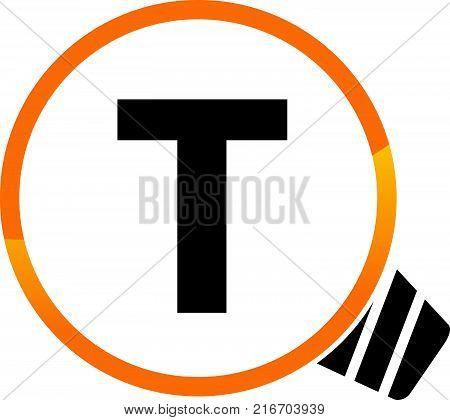 Smart Solution Letter T Logo Design Template Vector