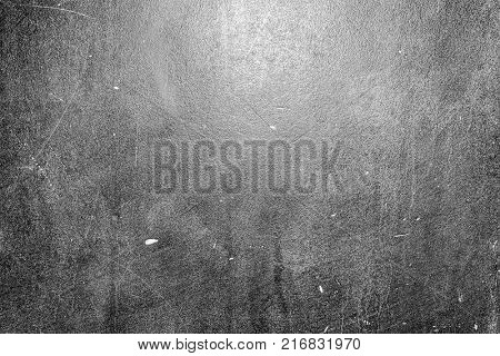 Grunge blackboard wall background with scratches, stains and creases. Huge resolution.