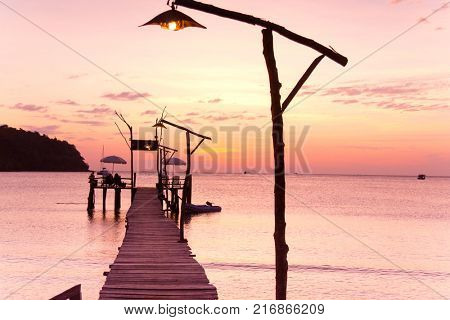 Jetty to Eternity Evening Meditation