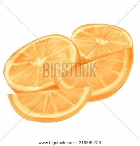 Get Oranges Cartoon Pictures PNG