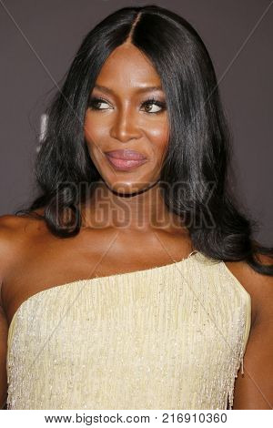 Naomi Campbell at the 2017 LACMA Art + Film Gala held at the LACMA in Los Angeles, USA on November 4, 2017.