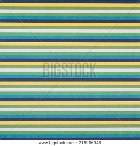 view of tapering lines wrapper design