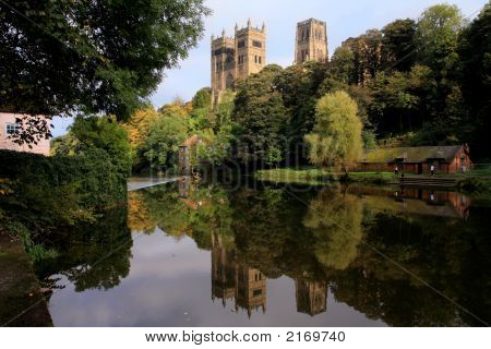 Reflections In The River Wear