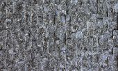 Colorful granite tiles texture. Abstract Granite tiles background. Granite mosaic. poster