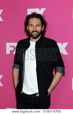 LOS ANGELES - AUG 6:  Nash Edgerton at the FX Networks Starwalk at Summer 2019 TCA at the Beverly Hilton Hotel on August 6, 2019 in Beverly Hills, CA