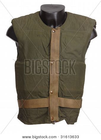 Korean war body armour