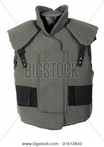 US Navy body armour