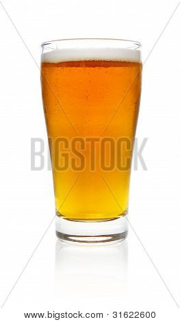 Isolated Object: Beer