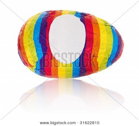 Isolated Objects: Rainbow Egg