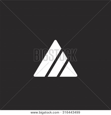 Non Chlorine Icon. Non Chlorine Icon Vector Flat Illustration For Graphic And Web Design Isolated On