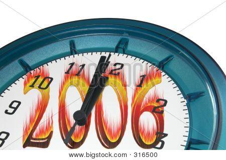 Wall Clock Waitng 2006
