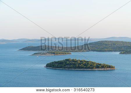 Islands On Sea - Kornati National Park Croatia