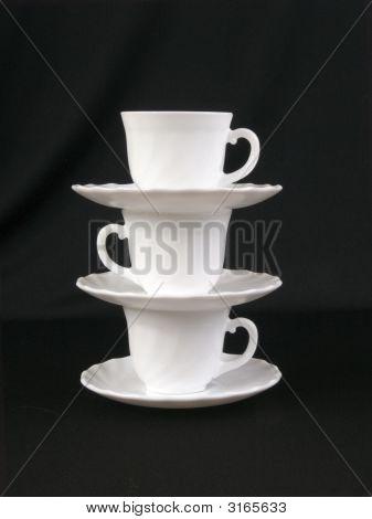 Three Caps For Tea