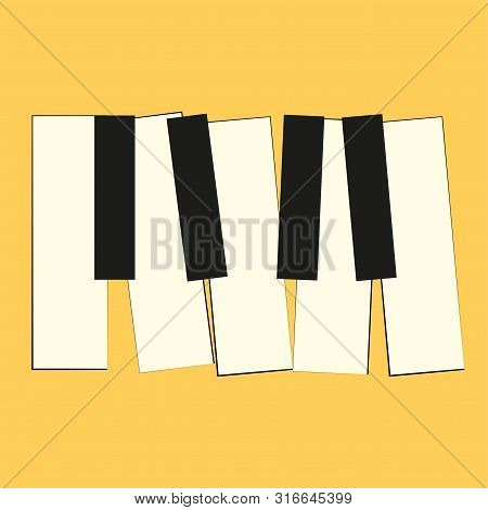 Classic Jazz Music Festival, Great Design For Any Purposes. Flat Style Design. Vector Banner