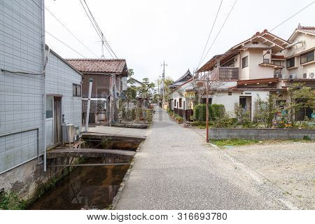 Kurayoshi, Tottori, Japan – March 20, 2019