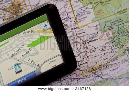 GPS device