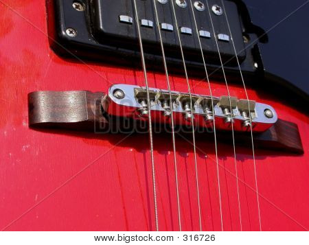Classic Red Epiphone