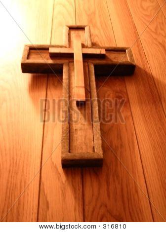 Cross On Wall