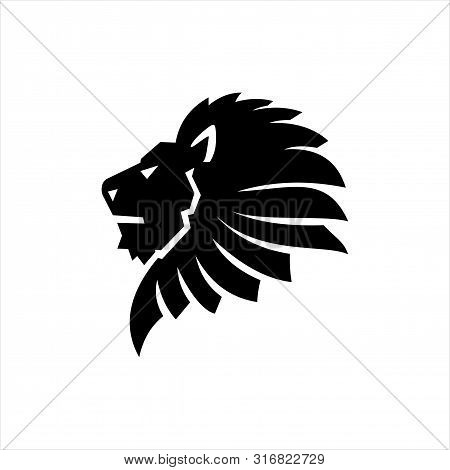 Vector Lion. Lion Logo. Lion Head Vector. Lion Head Logo. Lion Icon. Lion King. Animal Logo. Vector