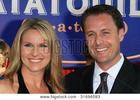 LOS ANGELES, CA - JUNE 22: Chris Harrison at the world premiere of 'Ratatouille' at the Kodak Theater in on June 22, 2007 in Los Angeles, California