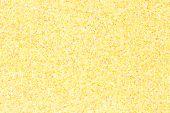 Light yellow ethylene vinyl acetate EVA with glitter. poster