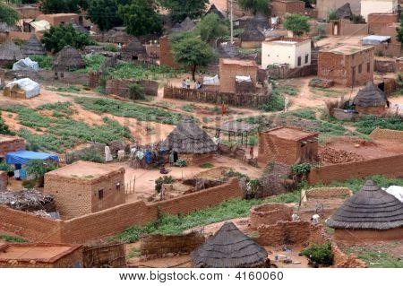 Darfur Dorf