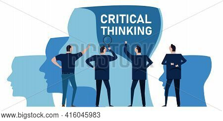 Critical Thinking Problem Solving Skills Ability To Analyze Problem