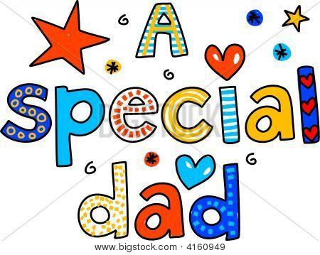 eine spezielle dad