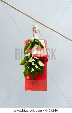 Chinese Good Luck Envelope