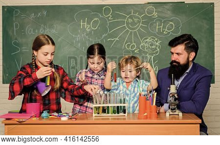 Chemistry Themed Club. Topic Of Our Club. Group Interaction And Communication. Club Include Variety