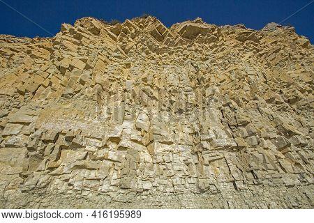 Panga Cliff In Saaremaa- The Highest Bedrock Outcrop In Western Estonia