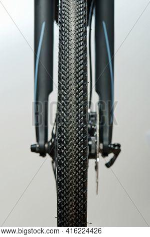 Clean Bicycle Wheel