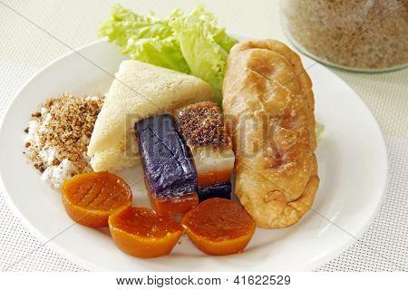 Filipino Sweet Foods