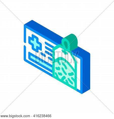 Healing Health Tea Isometric Icon Vector. Healing Health Tea Sign. Isolated Symbol Illustration