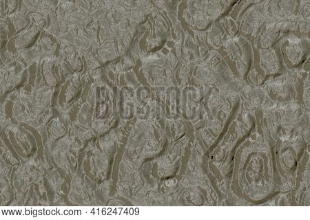 Artistic Grainy Surface With Some Relief Digital Drawn Texture Background Illustration