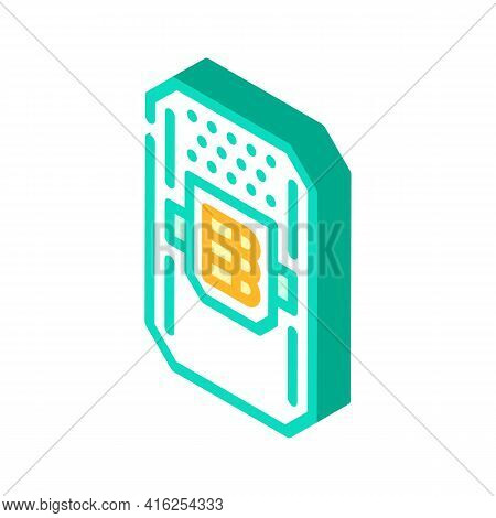 Police Shield With Cartridges Protest Meeting Isometric Icon Vector. Police Shield With Cartridges P