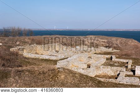 The Ruins Of Olbia.