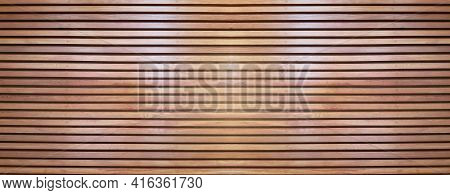 Groove On Dark Brown Color Wood Wall Material Burr Surface Texture Background Pattern Abstract Woode
