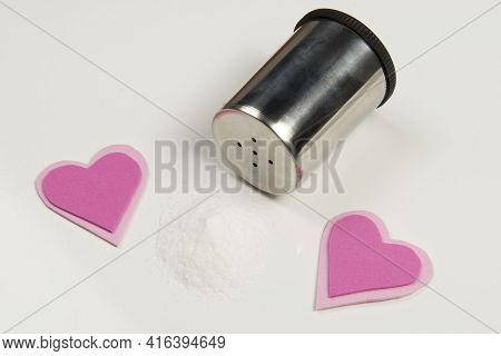 Salt Causing High Blood Pressure And Heart Comorbidities