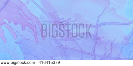 Pink Contemporary Wave Background. Fashion Ink Stains Texture. Fashion Ink Stains Marble. Pink Paste
