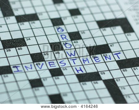 Investment Growth Puzzle