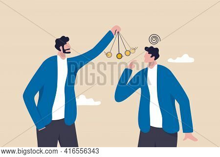 Leadership To Control And Manage Employee, Persuade Client Or Customer, Influence Or Manipulation Co