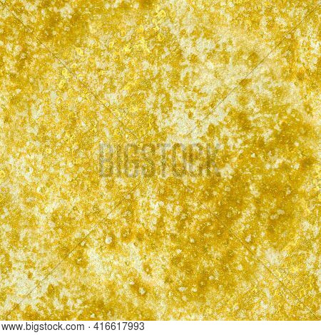 Paint Abstract Dirty Texture. Overlay Grungy Stone Surface. Grunge Dust Border. Rusty Retro Wallpape
