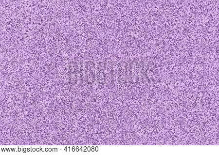Purple Glitter Textured Paper Background For Stationary Or Texture For Text
